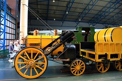 The Rocket (Heaven`s Gate (John)) Tags: york england heritage history wheel yellow museum train railway steam locomotive rocket innovation lmr 1829 stephensons johndalkin heavensgatejohn