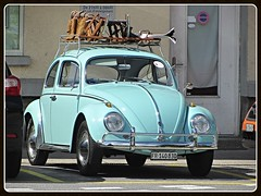 VW Beetle (v8dub) Tags: auto old classic car vw bug volkswagen schweiz switzerland automobile suisse beetle automotive voiture german cox oldtimer oldcar collector käfer coccinelle kever fusca aircooled wagen pkw klassik maggiolino bubbla châtelstdenis worldcars