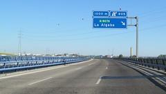A-66-7 (European Roads) Tags: de la sevilla andaluca spain plata andalusia alto venta santiponce autova a66 gerena algaba