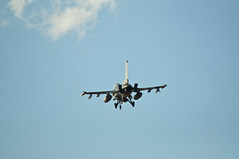 General Dynamics F-16C Fighting Falcon (fisherbray) Tags: usa nikon vermont unitedstates florida military f16 ang airforce usaf afb airnationalguard eglin generaldynamics kvps fightingfalcon vps greenmountainboys f16c okaloosacounty d5000 vtang 134fs 158fw fisherbray 158thfighterwing 134thfightersquadron 860336 burlingtonangb