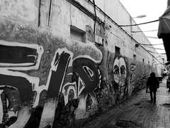 Casablanca Medina -   (simon_berlin62) Tags: life street travel blackandwhite bw art photography graffiti morocco maroc maghreb medina rue ville marokko 2016