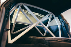 Carrara White Metallic roll bar (311RS) Tags: lightpainting bar sunrise ryan gates cage porsche roll cayman 311 sunlit rs bbs autosport bbi 981 e88 311rs