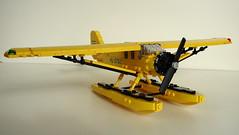Bellanca CH-300 (14) (henrik.soeby) Tags: lego aircraft tintin bellanca