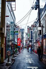 0772 (ken-wct) Tags: street city building art lamp japan architecture nikon kyoto post f14 sigma d750 30mm