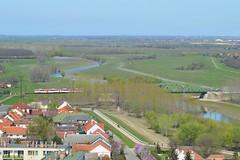 Zagyva-hd (danielmarkovics) Tags: bridge train river rail szentes hd tavasz szolnok tjkp vonat zagyva vast stny usgyi toronyhz motorvonat metrowagonmash szemlyvonat