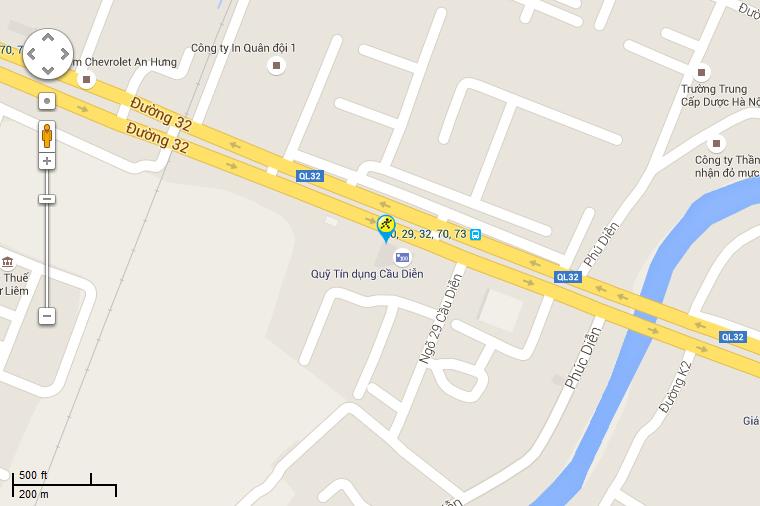 Khai trương siêu thị Điện máy XANH Hà Nội Cầu Diễn