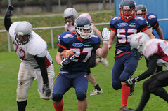 20160403_Avalanches Annecy Vs Falcons Bron (33 sur 51) (calace74) Tags: france annecy sport foot division falcons bron amricain avalanches rgional