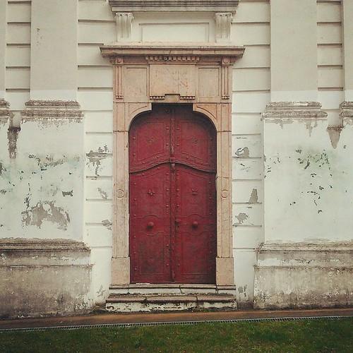 Church Door Ravanica monastery, Vrdnik