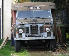 JRO 474K (Nivek.Old.Gold) Tags: army military rover ambulance land series 1972 109 2a 2250cc