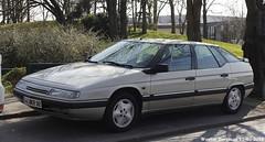 Citron XM 2.0i 1993 (XBXG) Tags: auto old france classic car french automobile champagne citron voiture des 1993 salon 51 frankrijk reims xm belles ancienne marne ardenne franaise 20i citronxm dpoque 29me champenoises 140bkr92