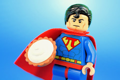 """SuPie"" Man wanna join the Pi Day Party! (Lesgo LEGO Foto!) Tags: cute love pie fun toy toys march day lego 14 superman pi pies minifig collectible minifigs omg collectable minifigure piday march14 minifigures legophotography legography collectibleminifigures collectableminifigure coolminifig"