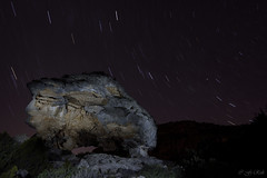 Arco de San Pascual - Castellar de Meca (FJRISK) Tags: naturaleza nocturna ayora meca castellar riscos alpera mugrn