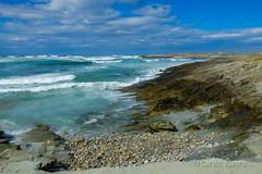 Mar fuerte en La Maruca, Cantabria. (Airbeluga) Tags: espaa naturaleza santander cantabria marcantbrico lamaruca