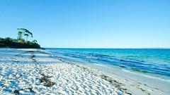 (Bronte Lockwood) Tags: ocean road trip friends sunset sea white colour beach bay coast sand waves pastel south dream australia jervis hyams