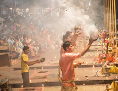 107A0849 (Tarun Chopra) Tags: travel india photography varanasi pooja arti banaras riverganga gurugram
