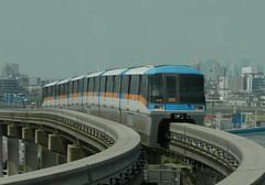 P4220102 (mr_nihei) Tags: train tokyo railway monorail haneda ota