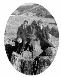 16. Las Cruces, marzo de 1918