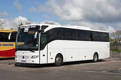 Rambler 34 CR14 RAM (johnmorris13) Tags: mercedes coach rambler tourismo cr14ram