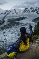 Minapin Glacier (nasar.ullah5) Tags: glacier rakaposhi gilgit diranpeak minapin nagarvalley gilgitbaltistan hunzanagar