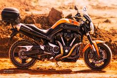 Miss Tress (Motographer) Tags: motorcycle motography bike yamaha mt01 vtwin hepcobecker luggage mra variotouring 100mm tokina nikon d7000 motograffer motographer motorbiking fotografikartz kartz