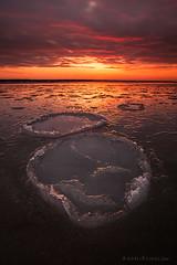 Cityscape (Andrei Reinol) Tags: travel winter sunset sea sky seascape cold ice beach water colors clouds landscape outdoors coast estonia outdoor baltic adventure shore nordic eesti