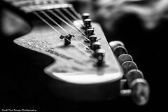 Guitar Headstock (Rich Presswood) Tags: blackandwhite bw white black monochrome digital mono guitar availablelight trix olympus 100mm adobe f2 om legacy zuiko omd 50mmf14 lightroom adobelightroom em5 legacylens silverefexpro2 omdem5