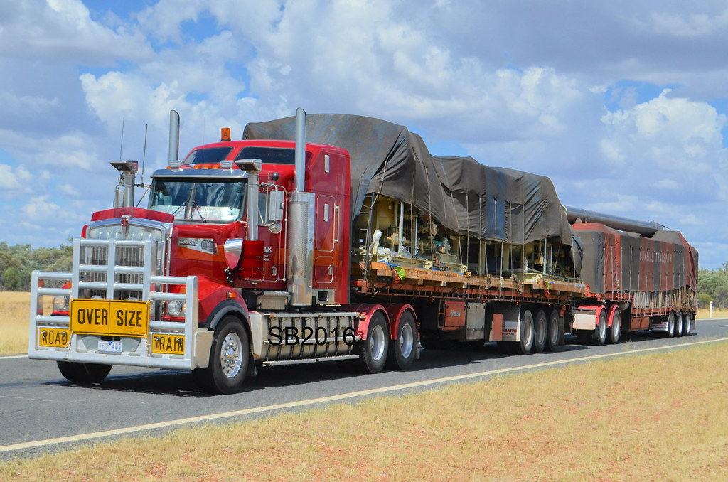 The World's Best Photos Of Kenworth And Roadtrain