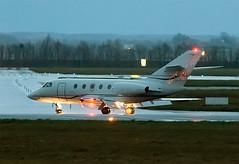 CNTNM Dassault Falcon 20 (Anhedral) Tags: dassault bizjet shannonairport corporatejet falcon20 cntnm