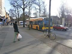 B V 2175 (Berliner Busse) Tags: bus berlin buses germany busse mb doubledecker bvg doppeldecker zehlendorf vdl gelenkbus farbgebung lowfloor articulatedbus singledecker niederflur lowfloorbus berlinzehlendorf eindecker niederflurwagen mbcitaro bvgbusse mbcitarogelenkbus mbgelenkbus