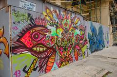 Graffiti San Cristobal de las Casas