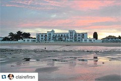 @claireflrsn (Le Tranche sur Mer - Tourisme) Tags: ocean sunset mer holiday beach souvenirs la vacances soleil sable du souvenir sur plage puy fou vende ocan tranche latranchesurmer instagram
