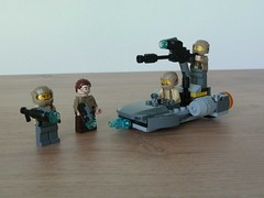 LEGO 75131 LEGO STAR WARS 2016 Resistance Trooper Battle Pack (Totobricks) Tags: trooper starwars lego review howto instructions minifigs build legostarwars speeder resistance 2016 minifigures battlepack theforceawakens totobricks resistancetrooperbattlepack lego75131
