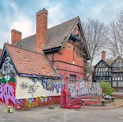 #Graffiti in Selly Oak. #Birmingham. #photography #visitbirmingham #visitbritain #cityscape #City #canal #boats #igers #igersuk #igersbirmingham #potd #photooftheday @birmingham.city @birmingham.life @ilovebrum.info #uk #unitedkingdom @bhamcitycouncil #gr (atomikkingdom) Tags: square squareformat iphoneography instagramapp uploaded:by=instagram
