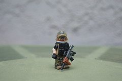 Operating Operator (~J2J~) Tags: lego military pmc minifigure modcom brickarms minifigcat eclipsegrafx citizenbrick