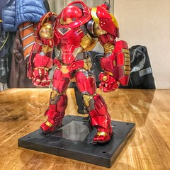 Finally I got it after 6 months reservation (Alfred Life) Tags: toy  hulkbuster