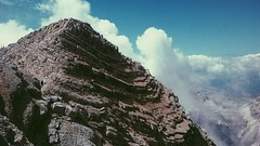 * (Sofia Podest) Tags: summer mountain alps cortina trekking landscape sofia hiking top august hike alpi dolomites dolomiti 2015 tofana podest zobeide sofiapodest