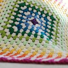 #forsale #crochetrainbow #crochetblanket #crochet #crochetersofinstagram (Strawberry Latte) Tags: forsale crochet crochetblanket crochetrainbow uploaded:by=flickstagram crochetersofinstagram instagram:photo=1158232399147269716391400350