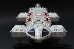 SPACE 1999: the Eagle (Teo Prencipe) Tags: moon eagle space 1999 base lunare
