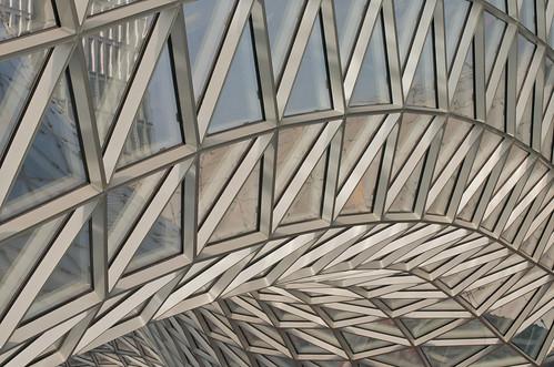 Architecture Myzeil FFM