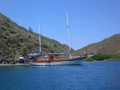 Mavi Dler (Dh Yatlk) Tags: yat gulet tekne perseonelli
