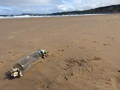 Beach walk (brookscl) Tags: ireland unitedkingdom northernireland portrush ccwday3map