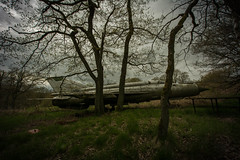 DSC_8043 (Photographe-Runner) Tags: plane lost decay avion mig urbex abandonn