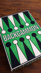 Backgammon (lemonlightning) Tags: boardgames backgammon