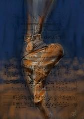 "The Ballet (""Jimmer"" ( http://jim-vance.pixels.com )) Tags: foot dance slipper balket"