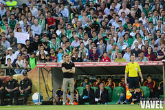Betis - Barcelona 052 (VAVEL Espaa (www.vavel.com)) Tags: fotos bara rbb fcb betis 2016 fotogaleria vavel futbolclubbarcelona primeradivision realbetisbalompie ligabbva betisvavel barcelonavavel fotosvavel juanignaciolechuga