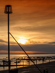 Bognor NovemberPB165932_25 (tony.rummery) Tags: sunset england seascape beach sussex unitedkingdom olympus gb southcoast groyne bognor englishchannel bognorregis breakwater mft microfourthirds epm1
