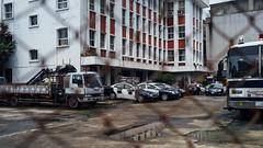 The system is down. ( www.ethanleephoto.com) Tags: life leica city travel urban test 35mm nikon taiwan snap sl taipei nikkor   tw f25  leicasl