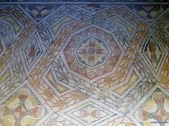 Villa romana de la Olmeda (santiagolopezpastor) Tags: españa spain roman mosaic mosaico romano espagne romanempire romana castilla palencia castillayleón provinciadepalencia