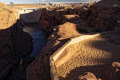 20160323-IMG_2429_DXO (dfwtinker) Tags: arizona water rock stone sunrise sand desert w page dfw whitaker glencanyondam pageaz kevinwhitaker dfwtinker ktwhitaker worthtexastraveljapan whitakerktwhitakerktwhitakervideomountainstamron