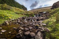 Welsh Flow (Leigh Cousins RAW) Tags: mountain water wales river landscape flow waterfall nationalpark rocks stream walk breconbeacons trail nationaltrust penyfan corndu storeyarms blaentaffawr